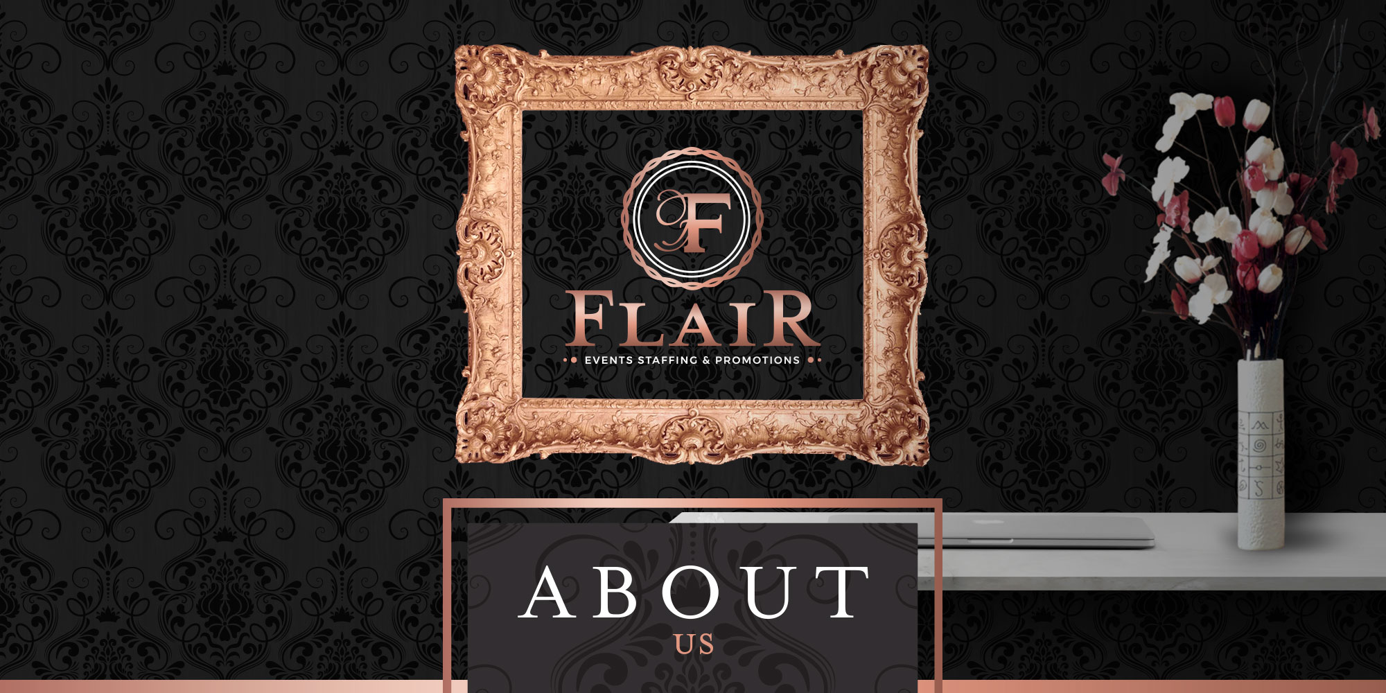 about us, flairpromomodels, about flair