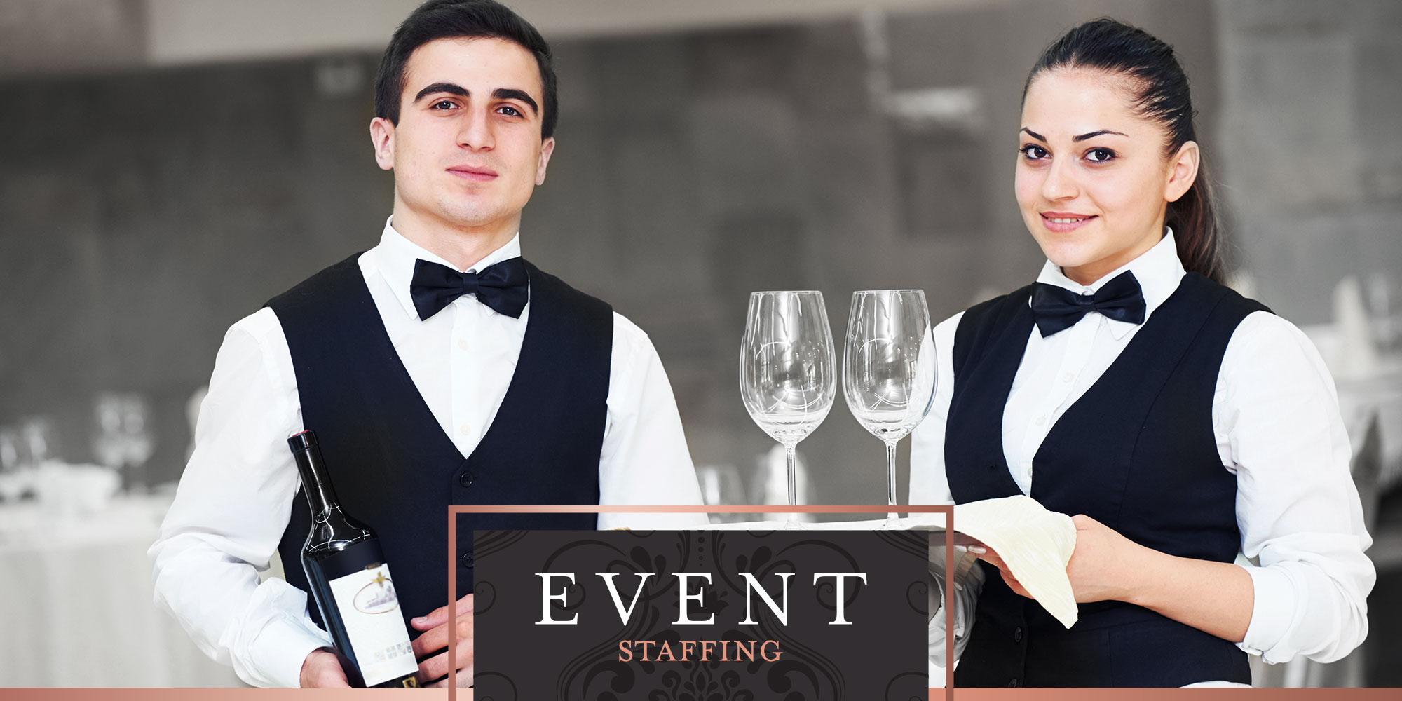 event staffing, golf days promotional staff, award ceremonies staff