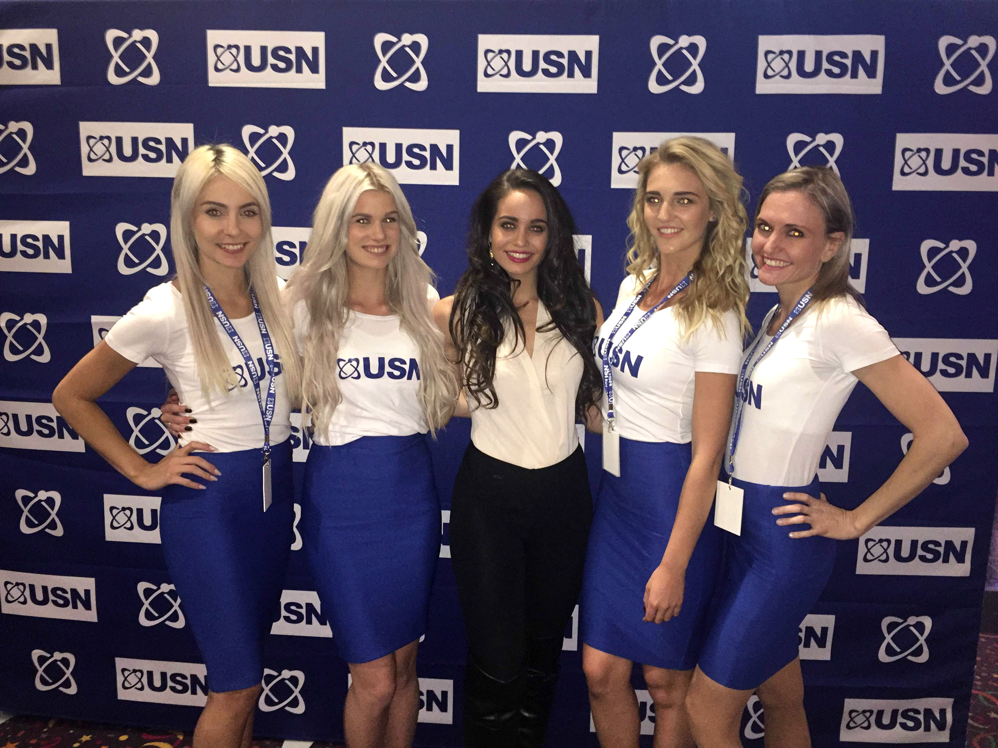 usn event staffing
